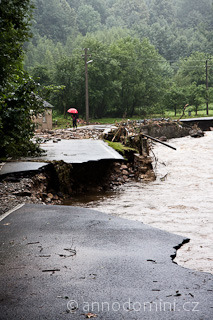 Po povodních v Bukové