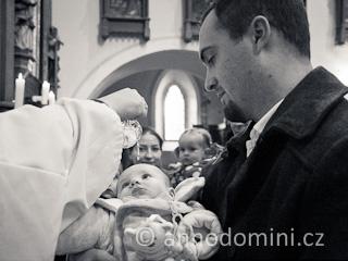 15 tisícin sekundy do křtu