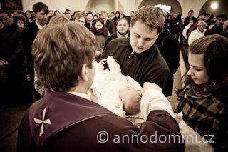 Křtiny na Vysočině