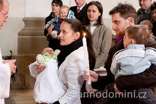 Po křtinách